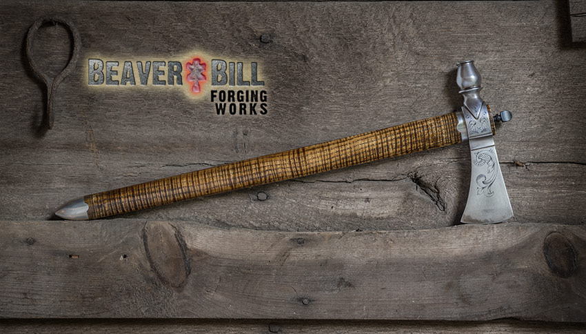 Presentation Pipe Hawks « Beaver Bill Forging Works