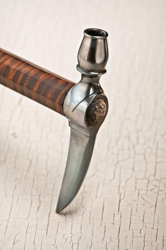 Walking Cane | Beaver Bill Forging Works