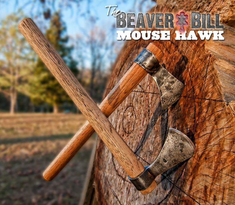 Throwing Hawks | Beaver Bill Forging Works